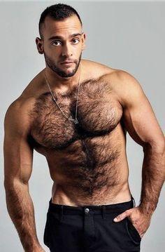 Hairy Hunks, Hairy Men, Mustache Styles, Scruffy Men, Bear Men, Beard Balm, Raining Men, Hairy Chest, Well Dressed Men