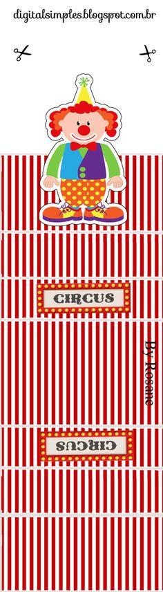 El Circo: Envoltorios Gratis para Paquetes de Chicles o Golosinas.