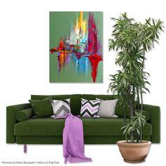Photomontage, Bousquet, Art Abstrait, Photos Du, Illustration, Decoration, Painting, Acrylic Paintings, Puertas