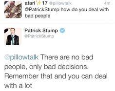 Another Patrick Stump Fanpage