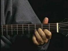"John Lee Hooker ""Boom Boom "" Guitar Lesson acoustic, Masters of Delta Bl..."