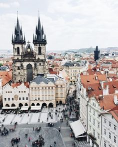 Prague, Czech Republic | Sea of Atlas