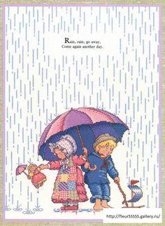 Niños lloviendo 1de 3