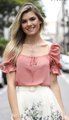 Frock Fashion, Fashion Dresses, Classy Outfits, Casual Outfits, Diy Clothes And Shoes, Crop Top Outfits, Girls Fashion Clothes, Trendy Tops, Dress Patterns