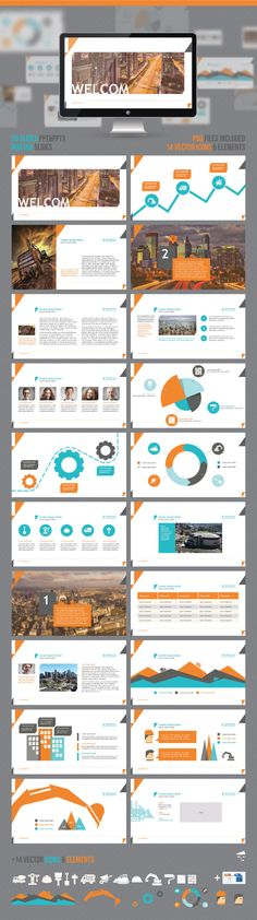 Construction PowerPoint Presentation - Business PowerPoint Templates