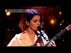 Katie Melua -  Fields of Gold  (Children in Need 2017) - YouTube