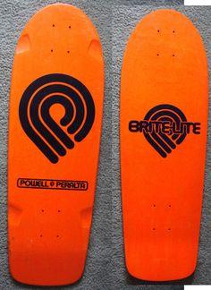 Boards vintage skate