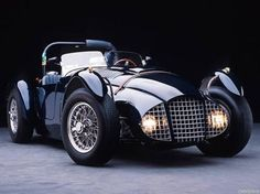 1951 Fitch-Whitmore Le Mans Special - oh my!