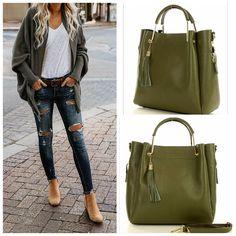 Valódi bőrből készült női táska, Rebecca Minkoff, Under Armour, Michael Kors, Adidas, Nike, Bags, Fashion, Handbags, Moda