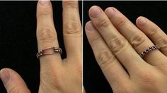 Basic Wire Woven Ring Band Tutorial