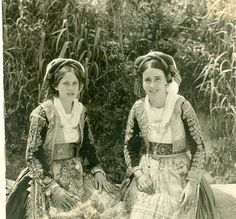 Corfu, Back In Time, Old Photos, Greece, Victorian, Fashion, Antique Photos, Moda, Old Pictures