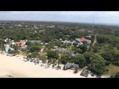 Fascinating Video of  Kenyan coast from 360feet in the air. Fly over Diani Beach, Galu beach and all the way to Congo river! Beautiful view on some of the best beaches in Kenya.