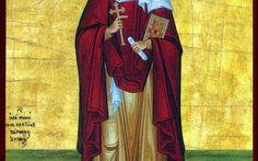 Santa Tecla di Iconio, una seguace dell'apostolo Paolo ... rifiutò le sue attenzioni e fu condannata ad essere sbranata dai leoni. Nell'arena mentre le belve si avvicinavano una leonessa, si frappose fra lei e gli altri leoni e la salvò. Non paga entrò i #santatecla #duomomilano #este #iconio