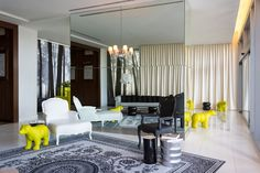50 Best Interior Design Projects by Philippe Starck