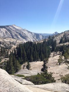Yosemite National Park Half Pipe