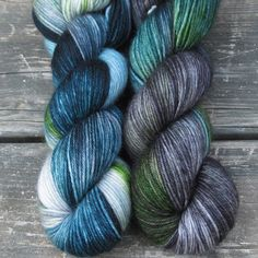 Shaken Not Stirred - Northumbria DK - Babette | Miss Babs Hand-Dyed Yarns & Fibers, Inc.