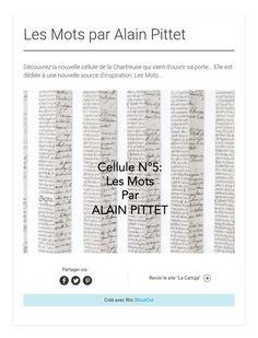 Les Mots par Alain Pittet
