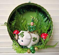 Image of Fun Vintage St. Patrick's Day Decoration