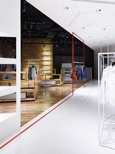 And A shop, Moment Design, Yokohama
