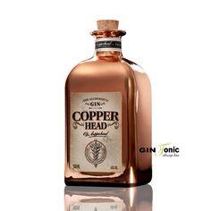Copperhead - belgium gin - Kortrijk