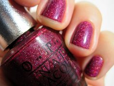 OPI Designer Series - Extravagance   Love this color
