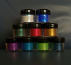 Sugarpill Cosmetics - Loose Eyeshadows