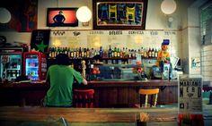 Vermouth bar La Esperanza de los Ascurra in Villa Crespo