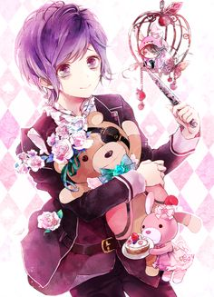 anime boy dailok lovers