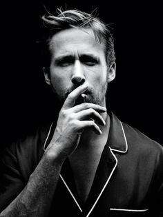 Ryan Gosling. Another smokin' hot.