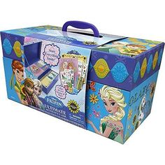 Disney Frozen Ultimate Activity Case @ niftywarehouse.com #NiftyWarehouse #Frozen #FrozenMovie #Animated #Movies #Kids