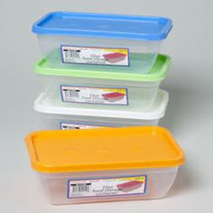 Ddi Rectangular Food Storage Container - 72 Ounce Case Pack 48 - 323729