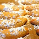 Košíčky s ořechovou náplní - Vánoční cukroví Hamburger, Bread, Food, Brot, Essen, Baking, Burgers, Meals, Breads