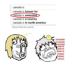 Apparently Canada has learned computer hacking now... #Hetalia