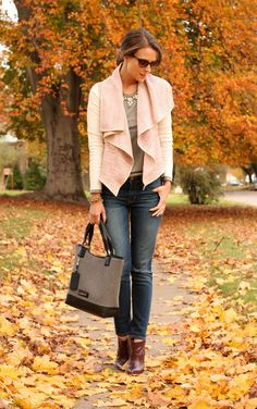 A pair of Gap jeans as featured on the blog @PPF Girl.