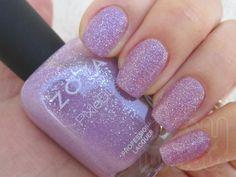 Zoya Stevie, the Lavender Pixie