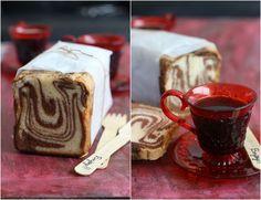 Merry Tummy: Vanilla And Chocolate Marble Cake, For My Brother On Rakshabandhan