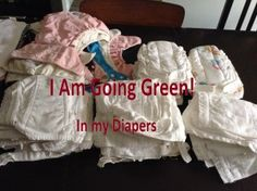 May daughter is having a baby and she plans to use cloth. What memories these bring.