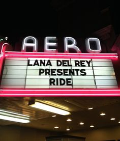 "Idolator - Lana Del Rey Revs Up For Her ""Ride"" Video Premiere"