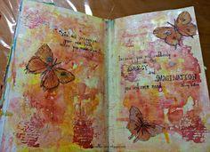 ARIEL: Art Journal-June