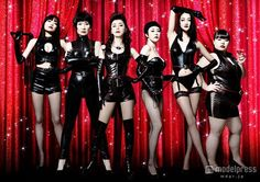 刺激的すぎるボンデージ姿解禁 豪華女優6人がドS女王様に