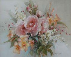 Коллекция картинок: Австралийская художница Jill Kirstein