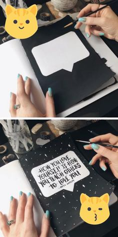 Adding Positive Quotes Inspiration To Your Journal Adding Positive Quotes Inspiration To Your Journal Archer and Olive Dot Grid Notebooks archerolive Archer 038 Olive Bullet nbsp hellip videos quotes Dot Grid Notebook, Bullet Journal Notebook, Bullet Journal Ideas Pages, Bullet Journal Layout, Bujo Inspiration, Journal Inspiration, Lettering Tutorial, Hand Lettering, Painting Quotes
