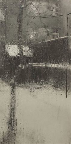 From the Window of My Atelier, 1940–45. Josef Sudek, Czechoslovakian, 1896–1976
