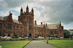 University of Sydney University Of Sydney, Higher Learning, Dream Wall, Short Break, Gothic Architecture, Great Barrier Reef, Sydney Australia, South Wales, Study Abroad
