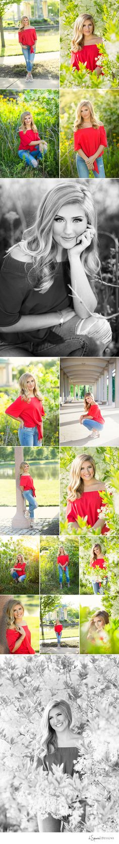 Grace | St. Louis, MO Senior Photography | dsqdesigns.com