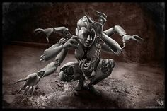 Cyberpunk Photography 014 by ~tower-raven on deviantART