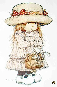 Sarah Kay by jeanettesch Sarah Key, Holly Hobbie, Heart Illustration, Australian Artists, Sweet Memories, Illustrations, Cute Drawings, Coloring Books, Cute Pictures