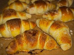 Hot Dog Buns, Hot Dogs, Yummy Cakes, Food And Drink, Bread, Baking, Patisserie, Bakken, Breads