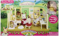 Calico Critters Country Doctor Playset Calico Critters http://www.amazon.com/gp/product/B00NY6YGPM/ref=as_li_qf_sp_asin_il_tl?ie=UTF8&camp=1789&creative=9325&creativeASIN=B00NY6YGPM&linkCode=as2&tag=divinetreas03-20&linkId=NGIC6QWOHZYATLKG