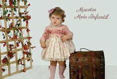#modainfantil #otoñoinvierno #lamarquesitareal Girls Dresses, Flower Girl Dresses, Wedding Dresses, Flowers, Fashion, Kids Fashion, Pets, Dressmaking, Dresses Of Girls